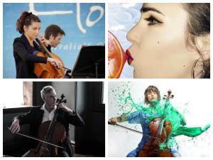 cello collage